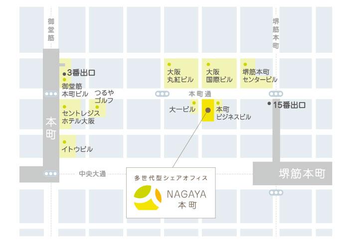 nagayahonmachi_map